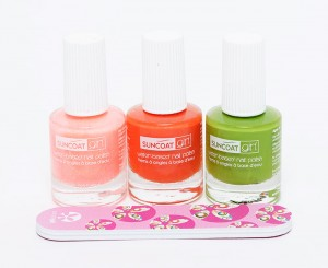 Suncoatgirl Nail File and Polish