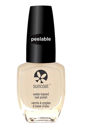 Suncoat Water-based Nail Polish | Suncoat